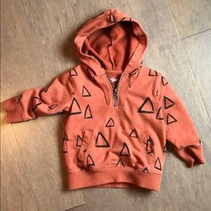 Cat & Jack pull over hoodie 12 months